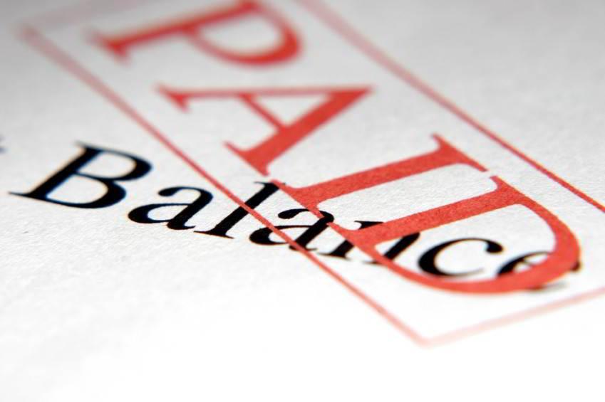 Balance Paid